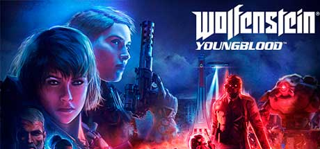 Купить Wolfenstein: Youngblood на Origin-Sell.com