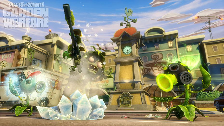 Купить Plants vs. Zombies: Garden Warfare на Origin-Sell.com