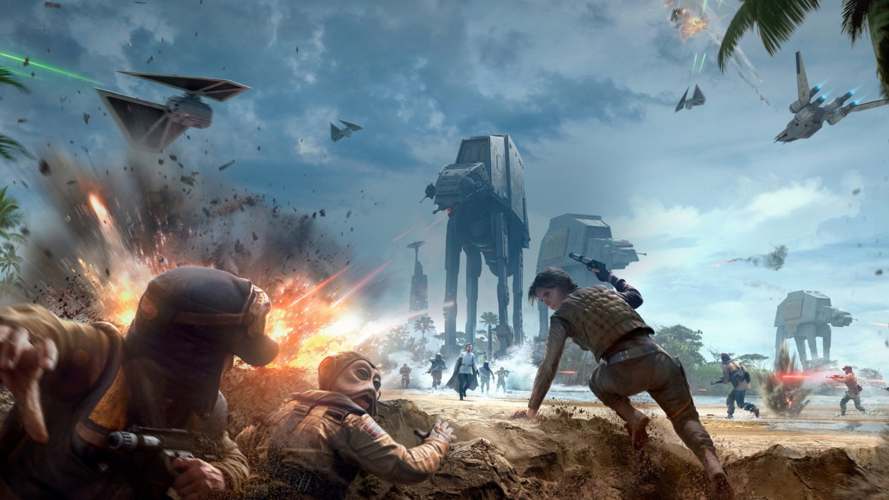 Купить Star Wars Battlefront на Origin-Sell.com