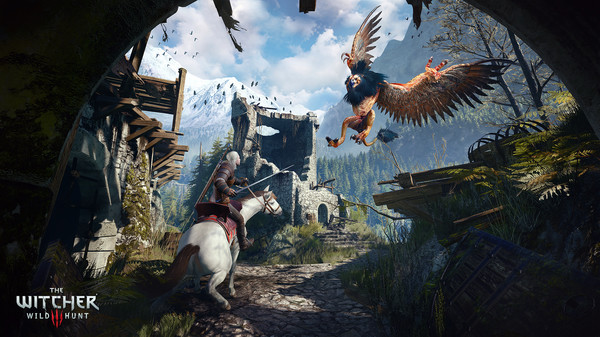 Купить The Witcher 3: Wild Hunt на Origin-Sell.com