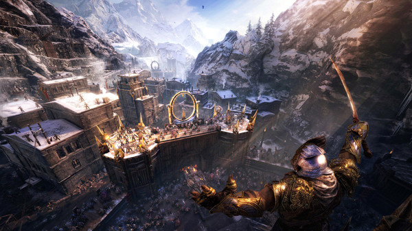 Купить Middle-earth: Shadow of War на Origin-Sell.com