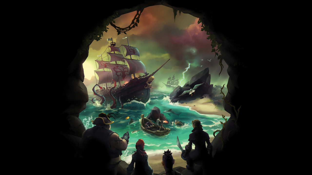 Купить Sea of Thieves на Origin-Sell.com